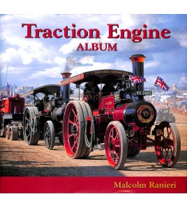 Traction Engine  Album Voorkant