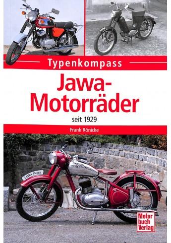 Jawa-Motorräder seit 1923 Voorkant