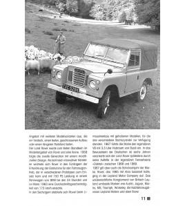 Land Rover & Range Rover, Alle Modelle seit 1948