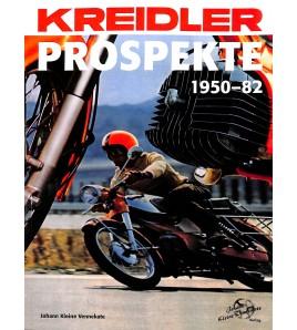 Kreidler Prospekte 1950-1982 Voorkant