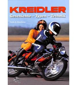 Kreidler Geschichte-Typen-Technik Voorkant