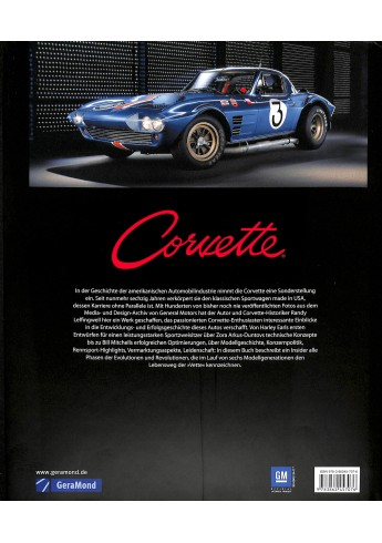 Corvette 60 Jahre