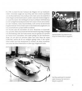 Citroën DS, Fahren SIe heute den Wagen von morgen