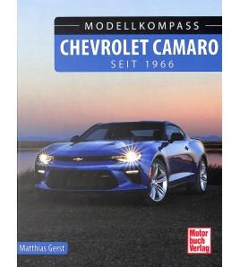 Chevrolet Camaro seit 1966