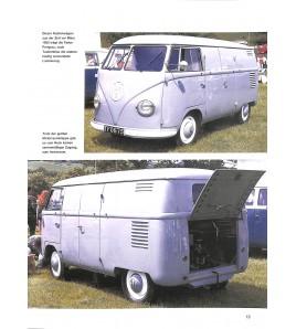 Volkswagen Transporter, der Kult-Bus und seine Geschichte