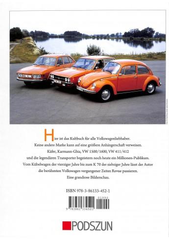 Volkswagen Album, Bilder aus vergangenen Zeiten