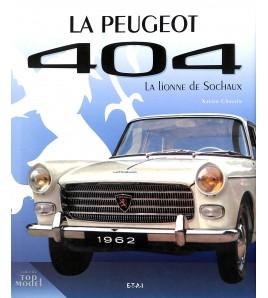 La Peugeot 404 La lionne de Sochaux