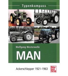 MAN Typenkompass 1921-1963 Voorkant