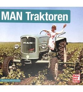 MAN Traktoren Voorkant
